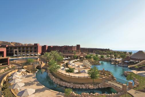 Mövenpick Resort & Spa Tala Bay Aqaba - Aqaba - Κτίριο