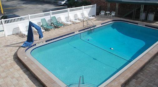 Best Motel Lakeland - Lakeland - Πισίνα