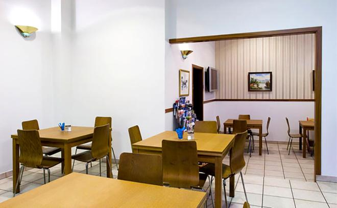 北極舒適酒店 - 雷克雅維克 - 餐廳