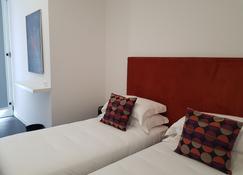 Art Street Hotel - Neapel - Sovrum