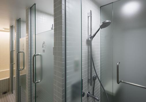 Nine Hours Kyoto - Kyoto - Bathroom