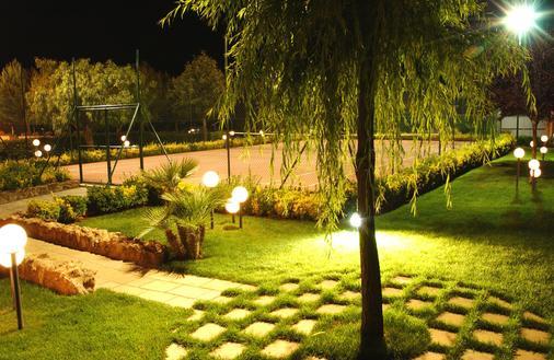 Hotel Villa Elisabetta - Galatina - Außenansicht