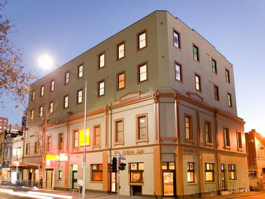Hotel Sophia - Melbourne - Building