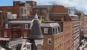 Sohostel - London - Außenansicht