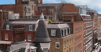 Sohostel - לונדון - נוף חיצוני