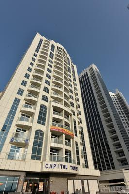 Backpacker 16 - Dubai - Toà nhà