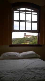 Brumas Ouro Preto Hostel - Ouro Preto - Makuuhuone