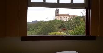 Brumas Ouro Preto Hostel - Ouro Preto - Bedroom
