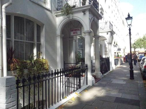 歐陸酒店 - 倫敦 - 室外景