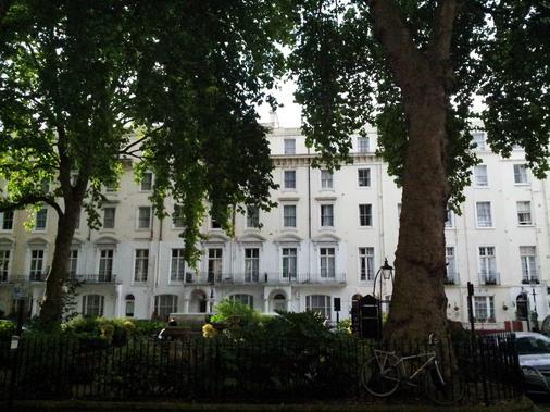 歐陸酒店 - 倫敦 - 建築