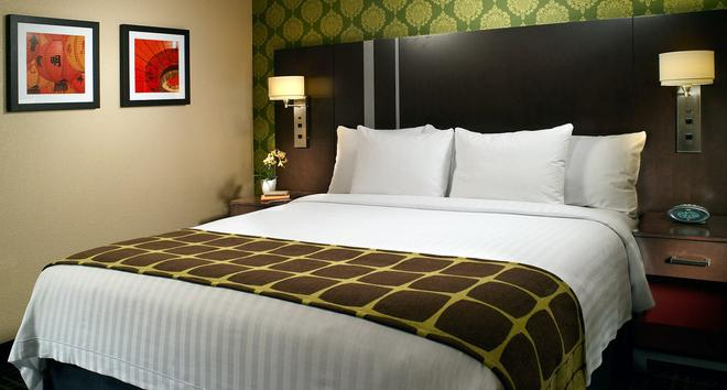 Fairfield Inn & Suites by Marriott Washington, DC/Downtown - Washington - Bedroom