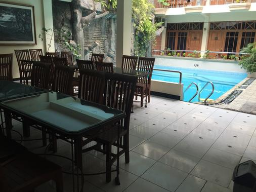 Cristalit Hotel - Yogyakarta - Εστιατόριο