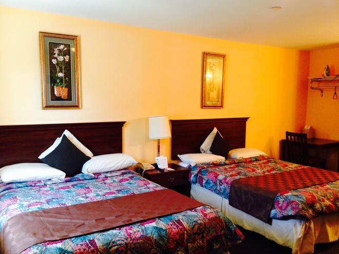 休閒酒店 - 加洛威 - 加洛韋 - 臥室