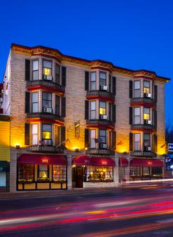 Inn at St John - Portland - Building