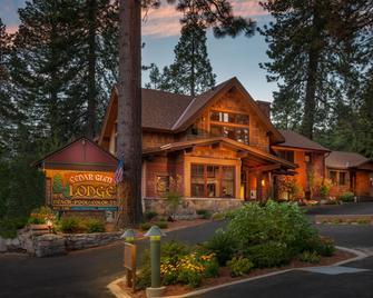 Cedar Glen Lodge - Tahoe Vista - Building