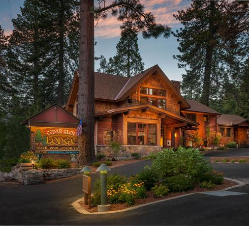Cedar Glen Lodge - Tahoe Vista - Building