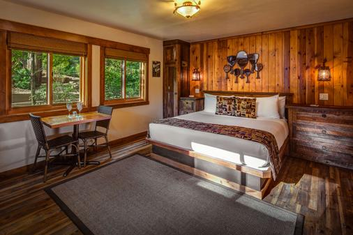 Cedar Glen Lodge - Tahoe Vista - Bedroom