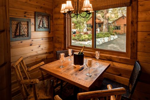 Cedar Glen Lodge - Tahoe Vista - Dining room