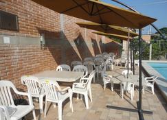 Hotel Catala - Tecolutla - Vista del exterior