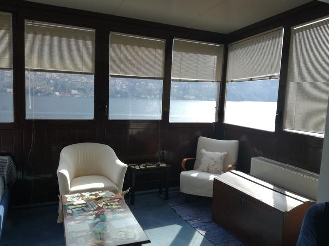 Plinio Rooms - Laglio - Lounge