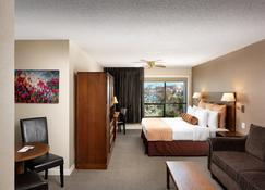 Huntingdon Manor Hotel - Victoria - Sypialnia