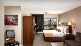 Huntingdon Manor Hotel - Victoria - Bedroom