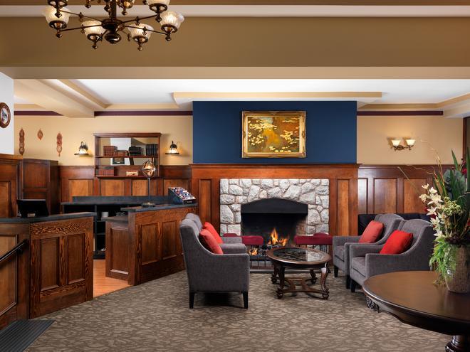 Huntingdon Manor Hotel - Victoria - Lobby