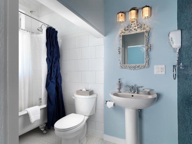 Pendray Inn and Tea House - Victoria - Bathroom
