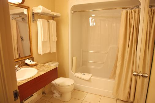 Hotel Mtl Express - Montreal Airport - Dorval - Bathroom