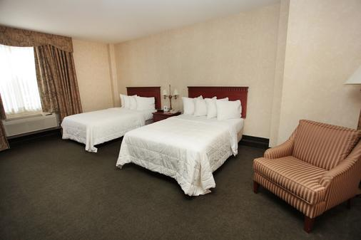 Hotel Mtl Express - Montreal Airport - Dorval - Bedroom