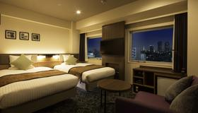 Hotel Mystays 五反田站前 - 東京 - 臥室