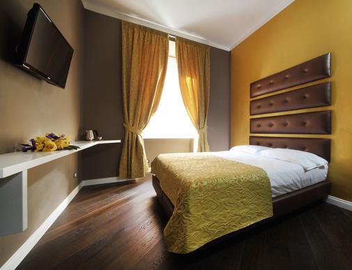 The One Vaticano Rooms - Rome - Bedroom