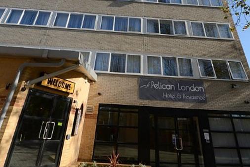 Pelican London Hotel and Residence - Lontoo - Rakennus