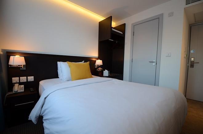 鵜鶘倫敦公寓酒店 - 倫敦 - 臥室