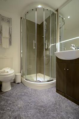 鵜鶘倫敦公寓酒店 - 倫敦 - 浴室