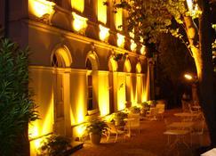 Le Grand Monarque - Azay-le-Rideau - Edifício