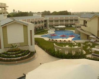 Azzaro Resort & Spa - Diu - Building