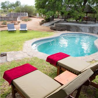 Ku Sungula Safari Lodge - Hoedspruit - Bể bơi