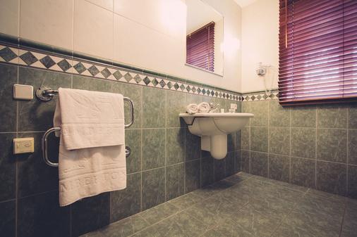 Amberton Cozy Hotel Kaunas - Kaunas - Phòng tắm