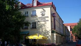Amberton Cozy Hotel Kaunas - Каунас - Здание