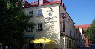 Amberton Cozy Hotel Kaunas - Kaunas - Gebouw