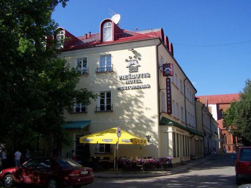 Amberton Cozy Hotel Kaunas - Kaunas - Toà nhà