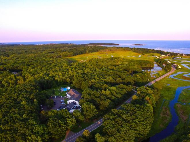 Ocean Woods Resort - Kennebunkport - Θέα στην ύπαιθρο
