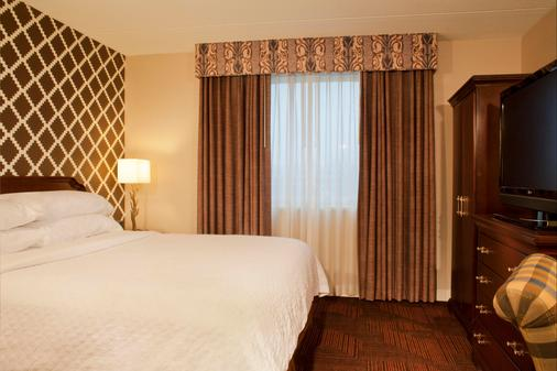Embassy Suites by Hilton Syracuse - East Syracuse - Schlafzimmer