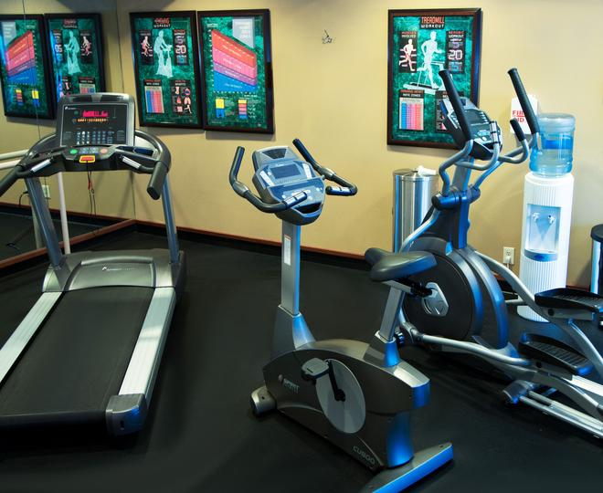 Executive Inn by the Space Needle - Seattle - Gym