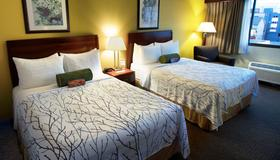 Executive Inn by the Space Needle - Seattle - Bedroom