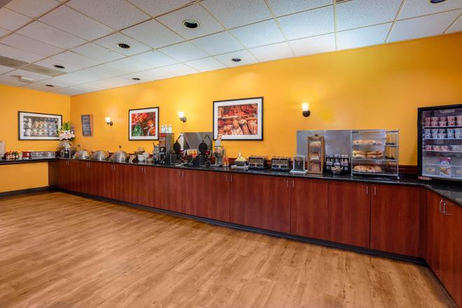 Executive Inn by the Space Needle - Seattle - Buffet