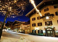 Hotel Neue Post - Mayrhofen - Bygning