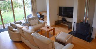 Kiddicott Farm - Exeter - Living room