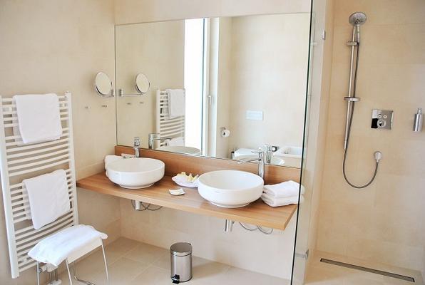 SeeHuus Hotel - Timmendorfer Strand - Salle de bain